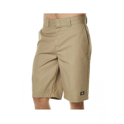 131 Slim Straight Short - Khaki - Hemley Skateboarding
