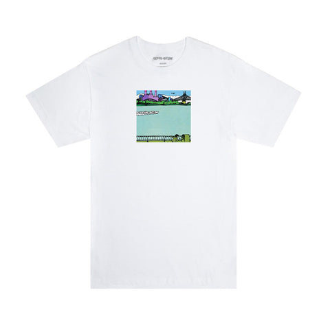 Boat Tee - White