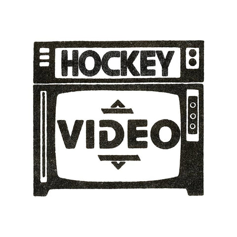 Budget Video Tee - White - Hemley Skateboarding