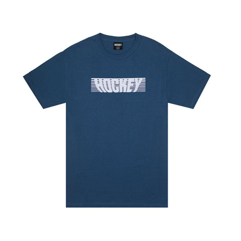 AV Tshirt - Steel Blue