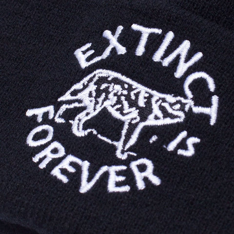 Extinct Beanie - Black