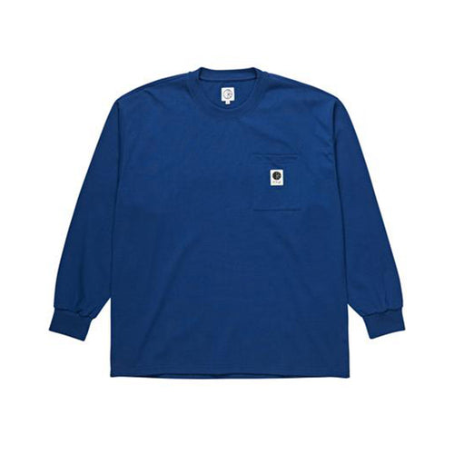 Pocket Longsleeve - Dark Blue