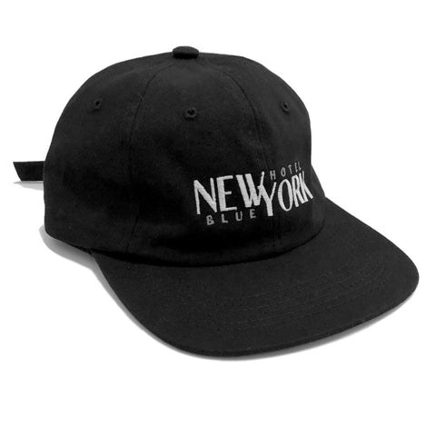 Stacks Cap - Black