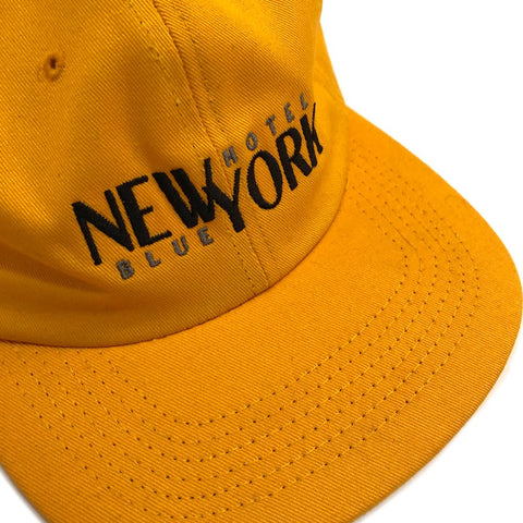 Stacks Cap - Yellow