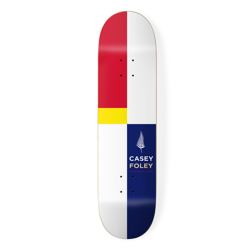 Maritime Board Casey Foley - Red 8.25