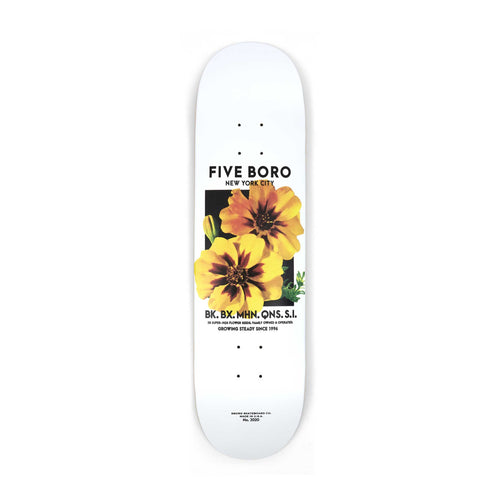 Flower Seed Deck - Yellow