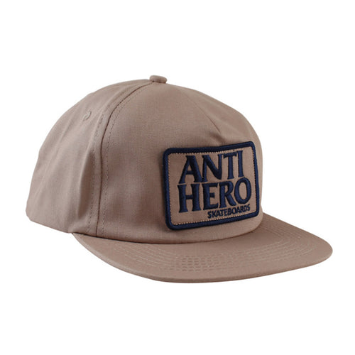 Adjustable Reserve Patch Cap - Khaki
