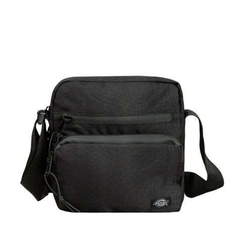 Gilmer Messenger Bag - Black