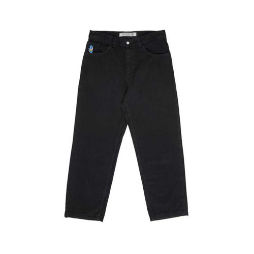 '93 Denim - Pitch Black - Hemley Skateboarding