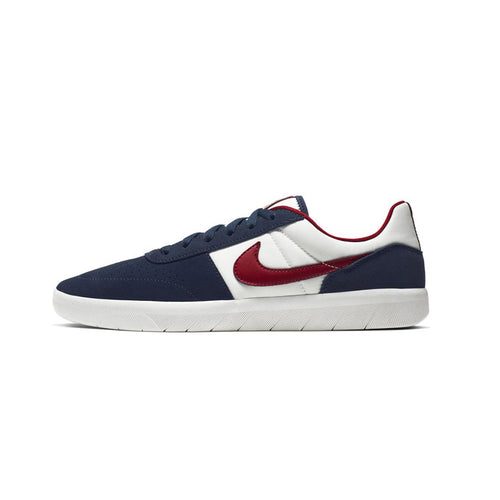 Nike SB Team Classic - Obsidian/Team Red - Summit White