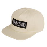 Barbs 5 Panel - Off White