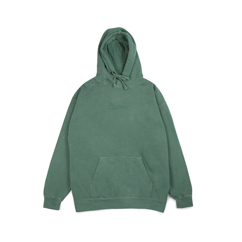 Tonal Embroidered Classic Logo Pullover - Willow