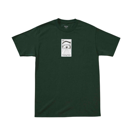 Scanning Eye T-Shirt - Green