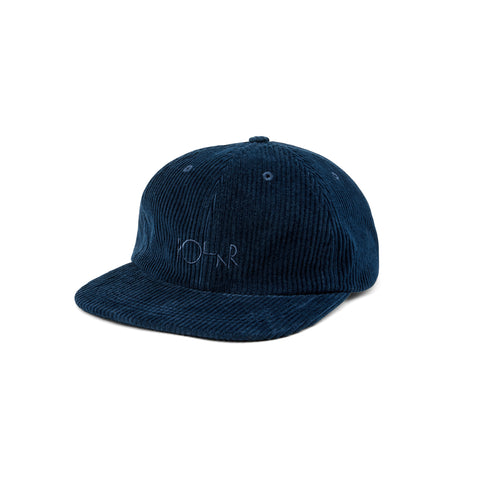 Cord Cap - Police Blue