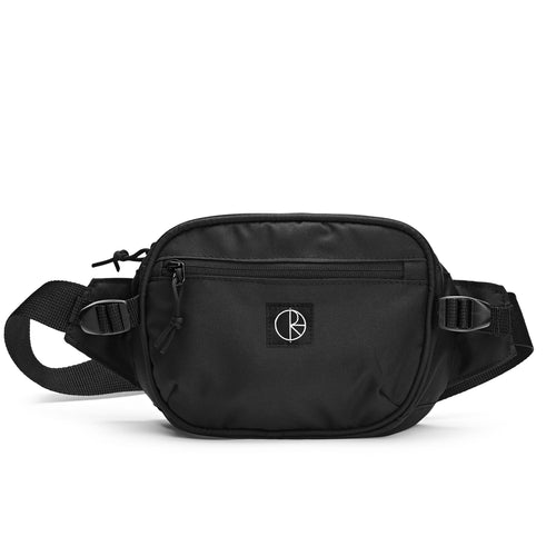 Cordura Hip Bag - Black - Hemley Skateboarding
