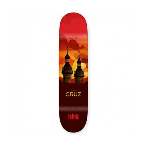 Cloud City Cruz - 8.25