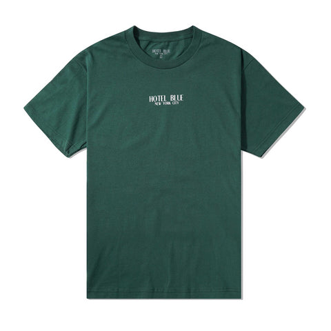 Logo Tee - Forest Green