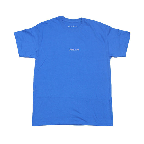 Official Mini Logo Tee - Royal - Hemley Skateboarding