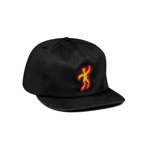 Scorched Hat - Black