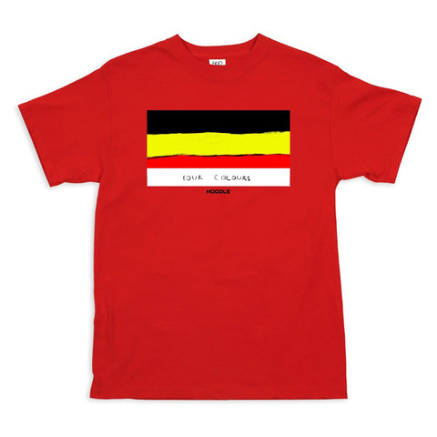 Flag Tee - Red