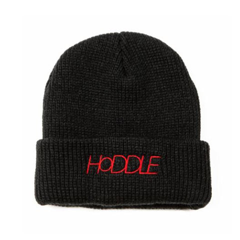 Hoddle Beanie - Black