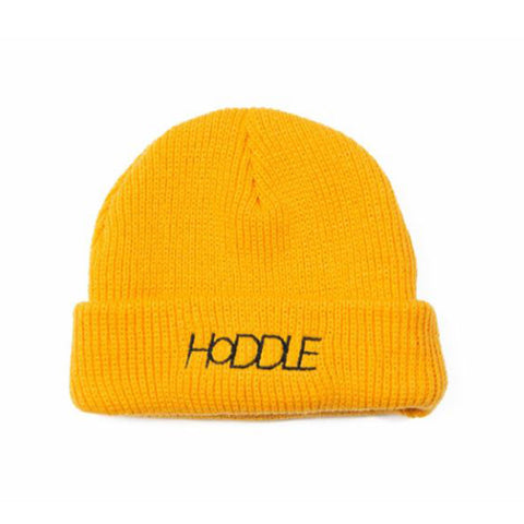 Hoddle Beanie - Yellow