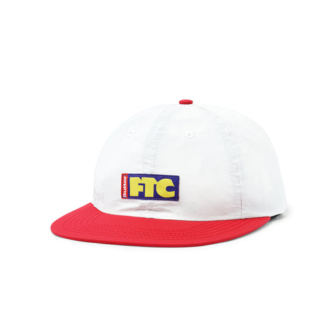 Flag 6 Panel - White/Red