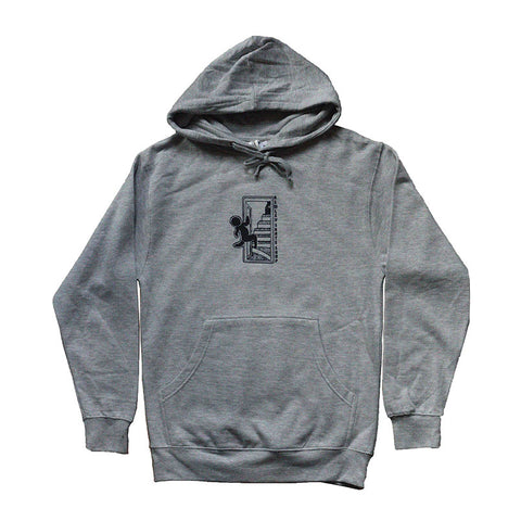 Hemley Skate Shop Hood - Grey Marle