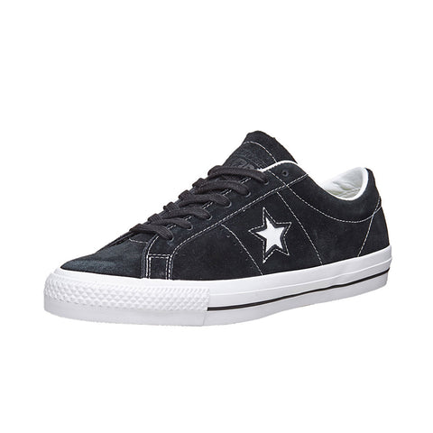 One Star Pro - Black/White - Hemley Skateboarding