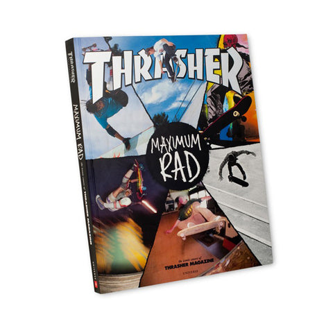 Thrasher Maximum Rad (Covers) Book