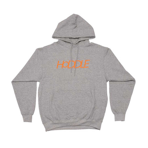 Logo Hood - Grey/Orange