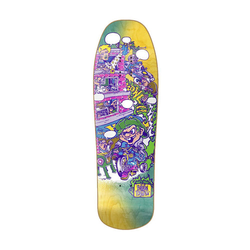 Howell Molotov Kid Re-issue Deck - Neon