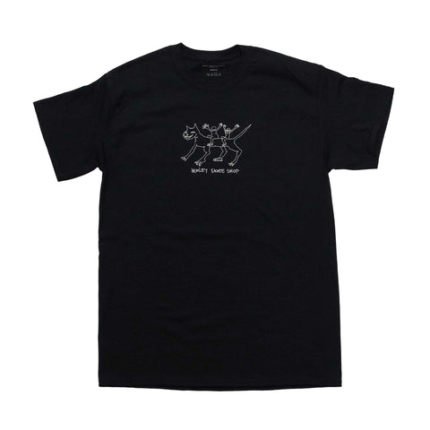 Izaak Tee - Black