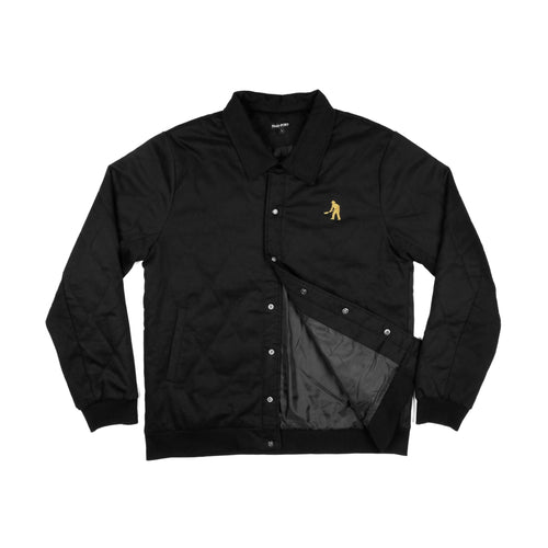 Late Quilted Jacket - Black