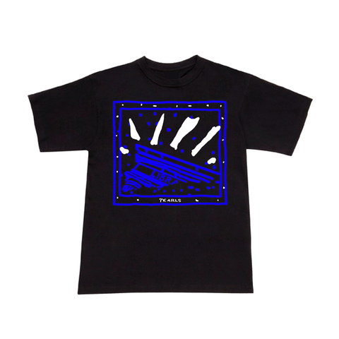 Library Tee - Black