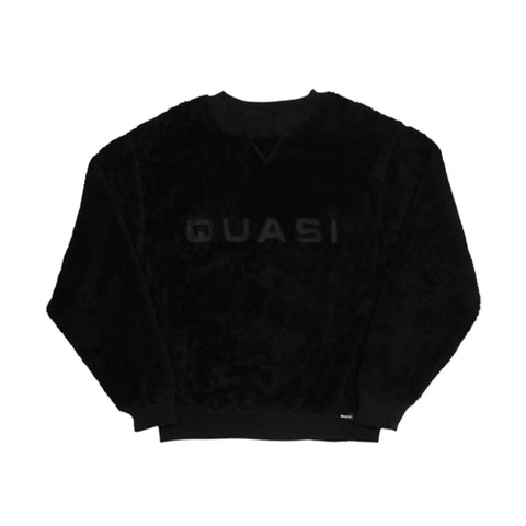 Sweat Crew Mo - Black