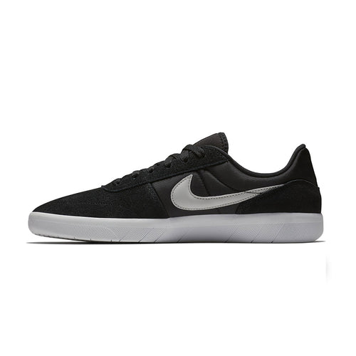 Nike SB Team Classic - Black Light Bone White - Hemley Skateboarding