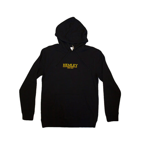 Since '04 Embroidered Hoodie - Black