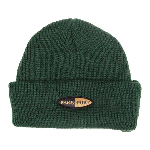 Pharmy Patch Beanie - Green