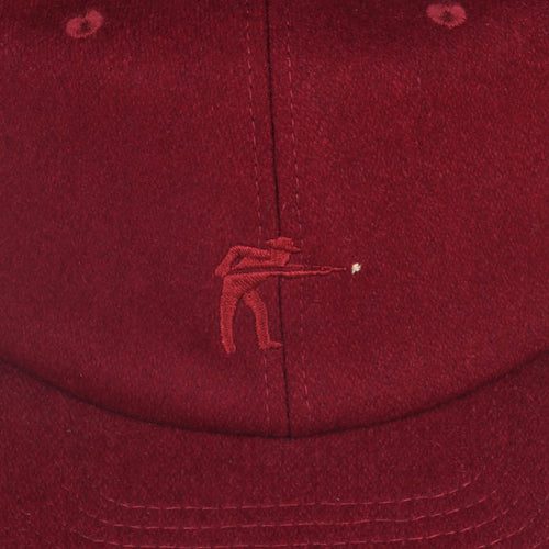 Pool Cap - Burgundy