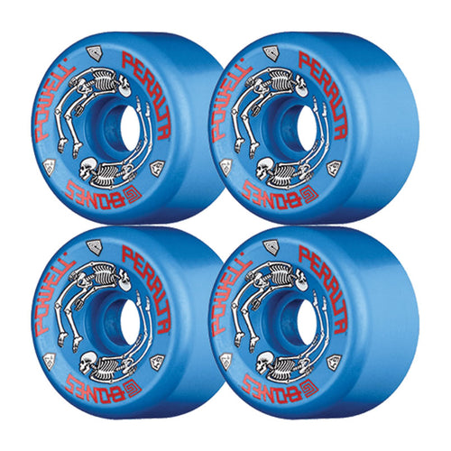 Powell Wheels - G Bones - Blue - 64mm
