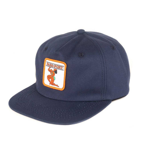 World Lady 5 Panel - Navy