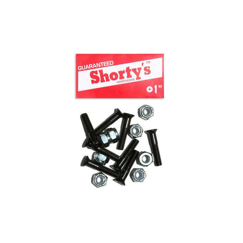 Shorty's Allen 1 Inch Bolts
