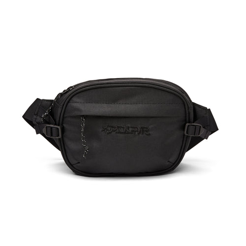 Star Cordura Hip Bag - Black