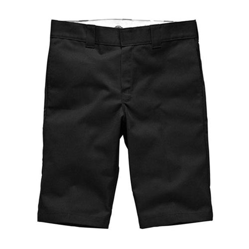 "Slim Fit 10"" Short - Black"