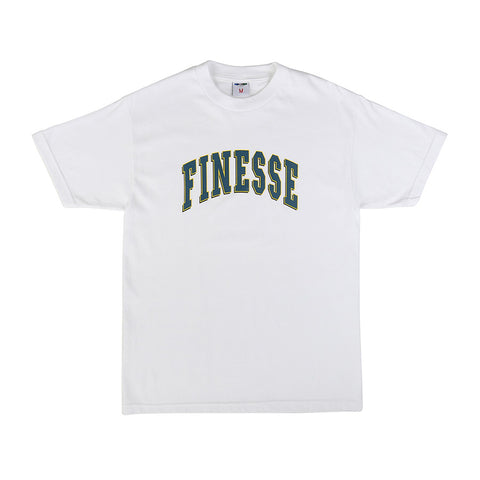 Finesse Tee - White