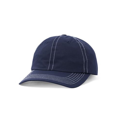 Summit 6 Panel Cap - Navy