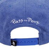 Toby Zoates Copper 5 Panel Cap - Royal