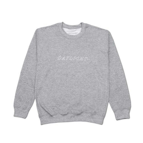 Tourist Crew - Grey/White/Glow