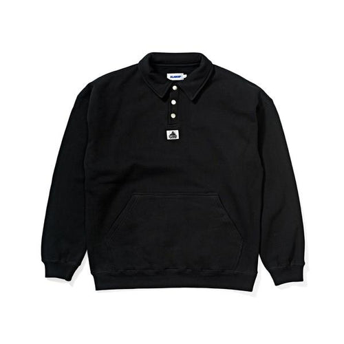 1/4 Button Fleece
